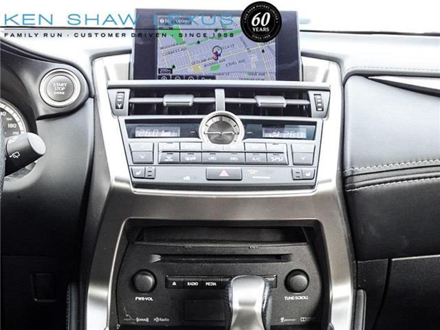 2016 Lexus NX 200t Base (Stk: 15941A) in Toronto - Image 15 of 21