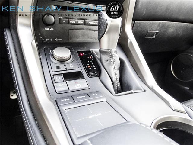 2016 Lexus NX 200t Base (Stk: 15941A) in Toronto - Image 17 of 21