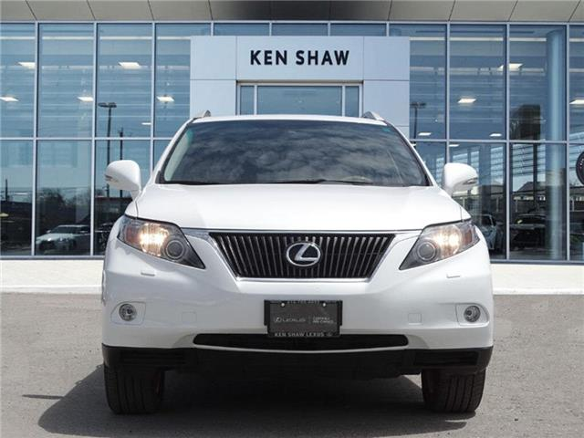 2010 Lexus RX 350 Base (Stk: L12275A) in Toronto - Image 2 of 21