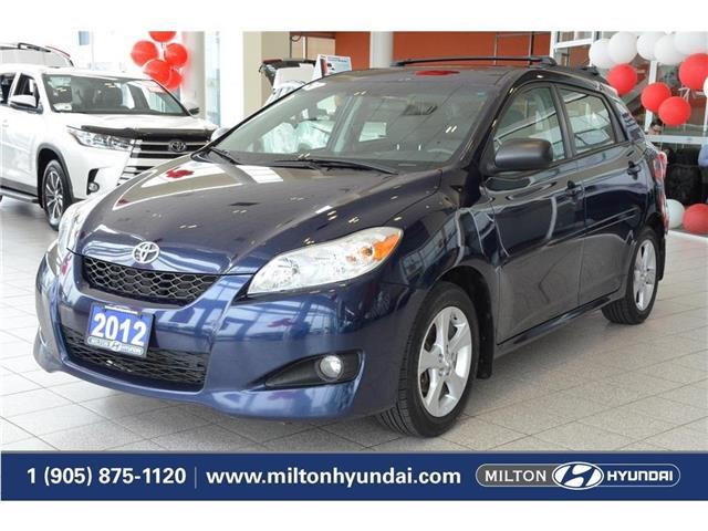 2012 Toyota Matrix  (Stk: 888372) in Milton - Image 1 of 38