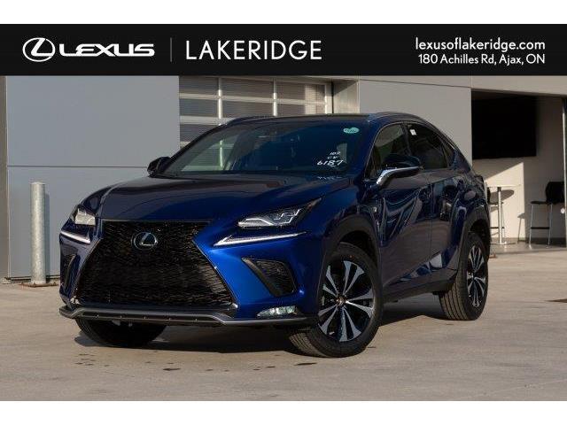 2019 Lexus NX 300 Base (Stk: L19446) in Toronto - Image 1 of 10