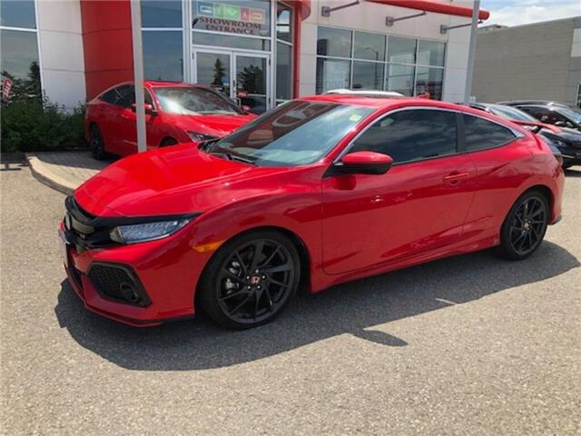 2018 Honda Civic Si (Stk: J9509) in Georgetown - Image 1 of 9