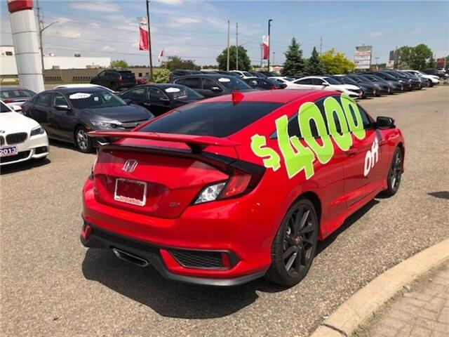 2018 Honda Civic Si (Stk: J9509) in Georgetown - Image 2 of 9