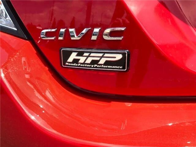 2018 Honda Civic Si (Stk: J9509) in Georgetown - Image 9 of 9