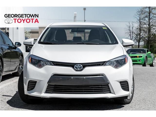 2015 Toyota Corolla  (Stk: 15-07209) in Georgetown - Image 2 of 18