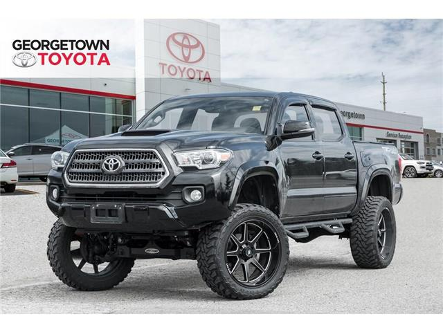 2016 Toyota Tacoma TRD Sport (Stk: 16-01618) in Georgetown - Image 1 of 15