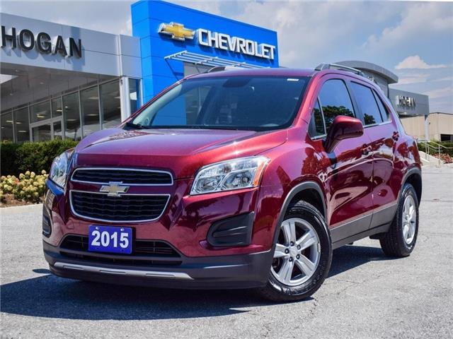2015 Chevrolet Trax 1LT (Stk: A211720) in Scarborough - Image 1 of 25
