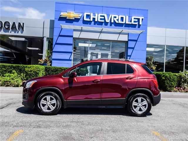 2015 Chevrolet Trax 1LT (Stk: A211720) in Scarborough - Image 2 of 25
