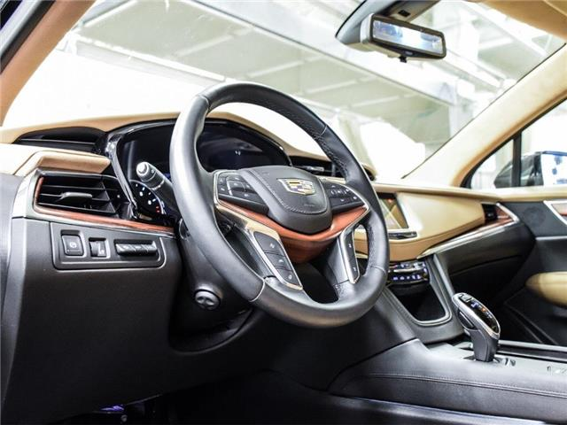 2019 Cadillac XT5 Platinum (Stk: A144130) in Scarborough - Image 10 of 29