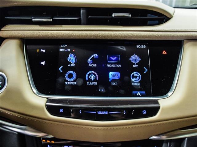 2019 Cadillac XT5 Platinum (Stk: A144130) in Scarborough - Image 16 of 29
