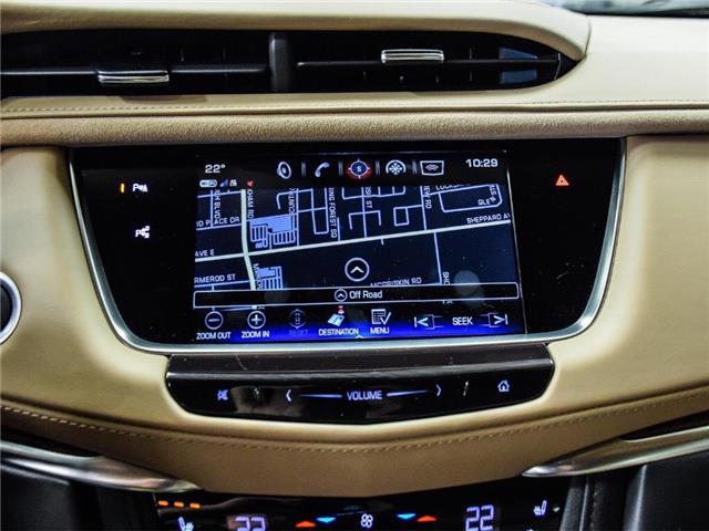 2019 Cadillac XT5 Platinum (Stk: A144130) in Scarborough - Image 17 of 29