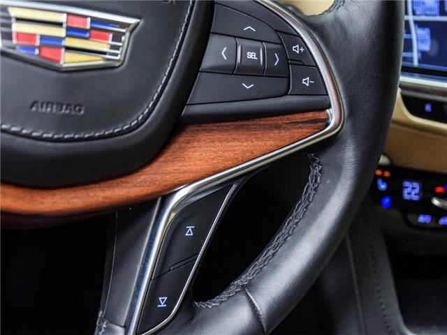 2019 Cadillac XT5 Platinum (Stk: A144130) in Scarborough - Image 22 of 29