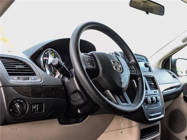 2015 Dodge Grand Caravan SE/SXT (Stk: WN722459) in Scarborough - Image 9 of 21