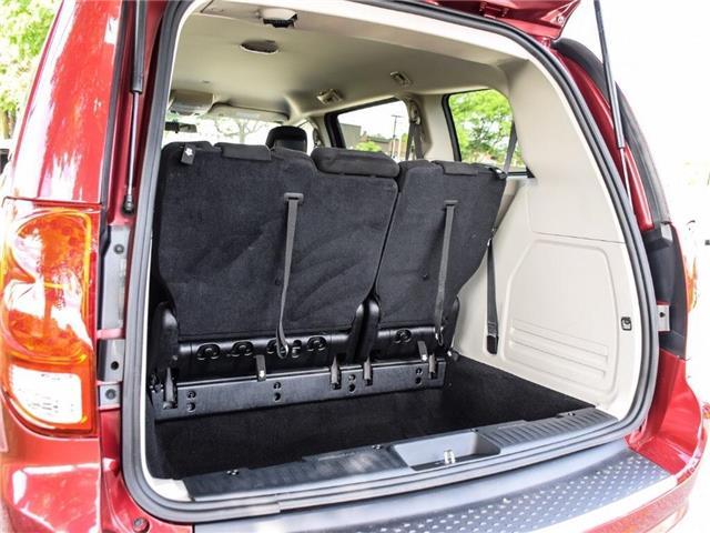 2015 Dodge Grand Caravan SE/SXT (Stk: WN722459) in Scarborough - Image 13 of 21