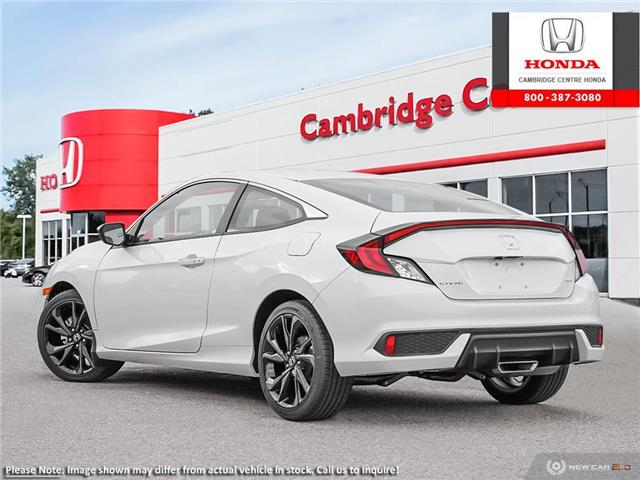 2019 Honda Civic Sport (Stk: 19937) in Cambridge - Image 4 of 24