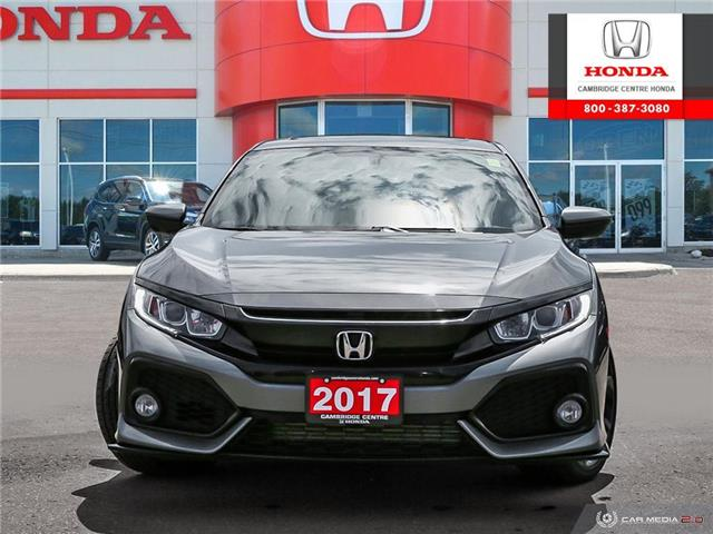 2017 Honda Civic Sport (Stk: U4956) in Cambridge - Image 2 of 27