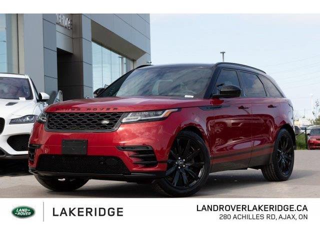 2018 Land Rover Range Rover Velar R-Dynamic SE (Stk: R0850A) in Ajax - Image 1 of 30