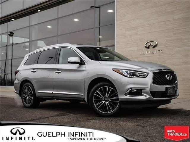 2018 Infiniti QX60 Base (Stk: I6911A) in Guelph - Image 1 of 22