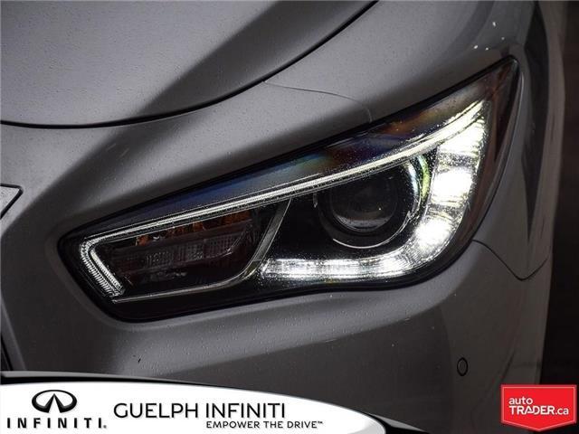 2018 Infiniti QX60 Base TECH | LOADED | NAV | 360 CAM | DVD | 7