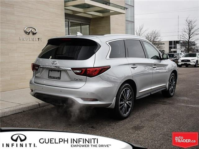 2018 Infiniti QX60 Base (Stk: I6911A) in Guelph - Image 7 of 22