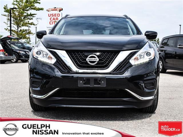 2017 Nissan Murano S (Stk: UP13524A) in Guelph - Image 2 of 24