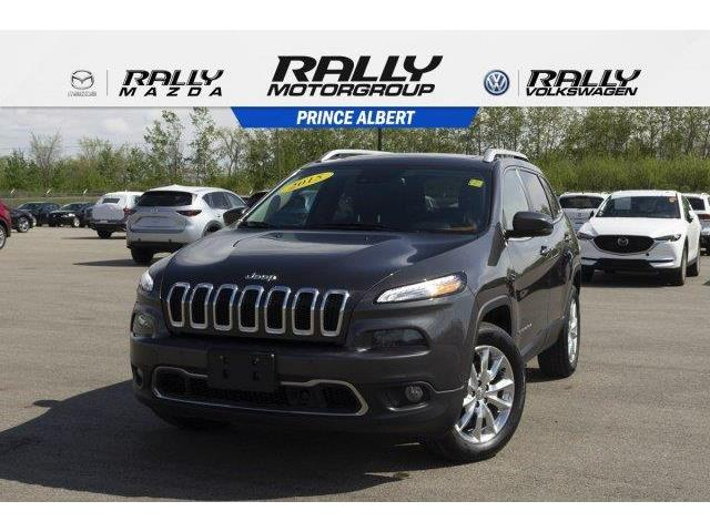 2015 Jeep Cherokee Limited (Stk: V571) in Prince Albert - Image 1 of 11