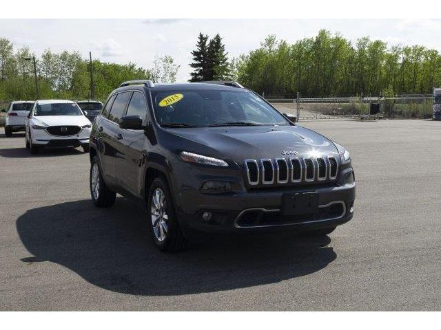 2015 Jeep Cherokee Limited (Stk: V571) in Prince Albert - Image 3 of 11