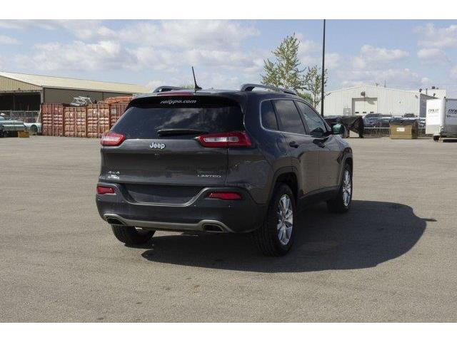 2015 Jeep Cherokee Limited (Stk: V571) in Prince Albert - Image 5 of 11