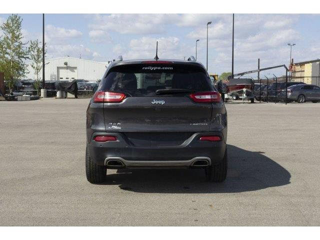 2015 Jeep Cherokee Limited (Stk: V571) in Prince Albert - Image 6 of 11