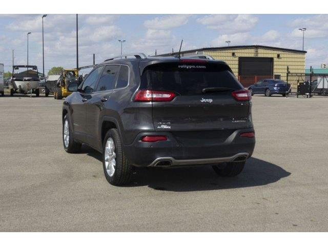 2015 Jeep Cherokee Limited (Stk: V571) in Prince Albert - Image 7 of 11