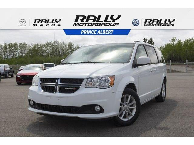 2018 Dodge Grand Caravan CVP/SXT (Stk: V783) in Prince Albert - Image 1 of 11