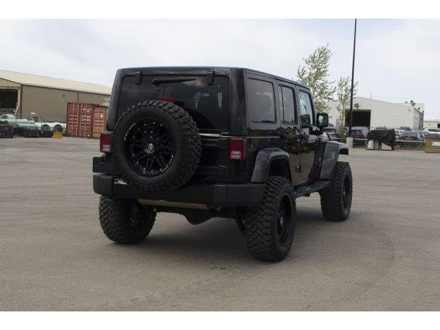 2018 Jeep Wrangler JK Unlimited 24G (Stk: V807) in Prince Albert - Image 5 of 11
