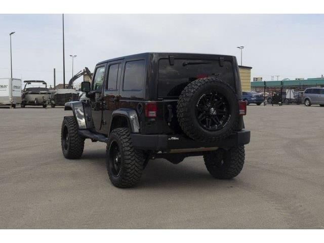2018 Jeep Wrangler JK Unlimited 24G (Stk: V807) in Prince Albert - Image 7 of 11