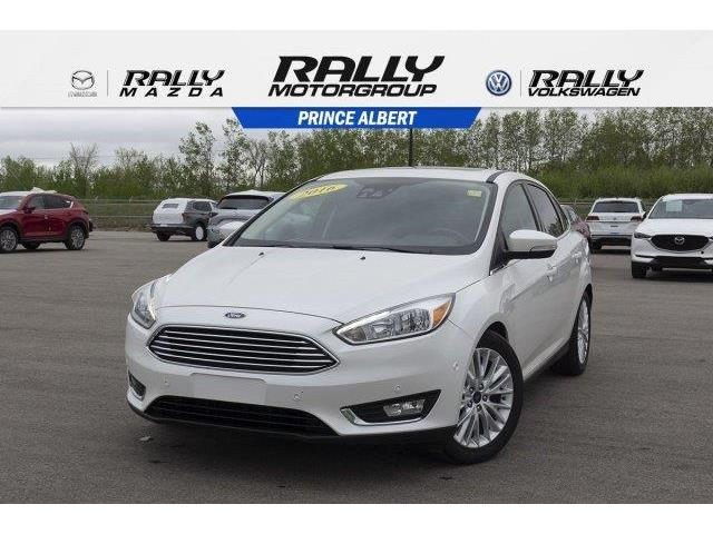 2016 Ford Focus Titanium (Stk: V812) in Prince Albert - Image 1 of 11