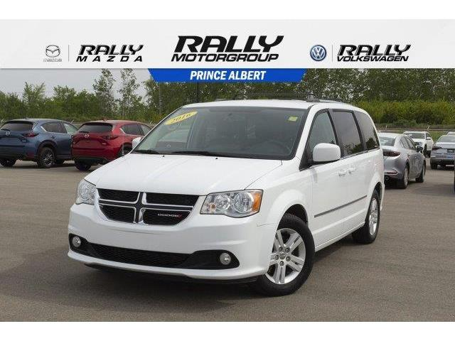 2016 Dodge Grand Caravan 29L Crew Plus (Stk: V730A) in Prince Albert - Image 1 of 11