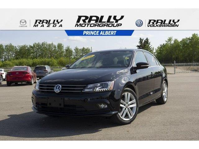 2016 Volkswagen Jetta 1.8 TSI Highline (Stk: V863) in Prince Albert - Image 1 of 11