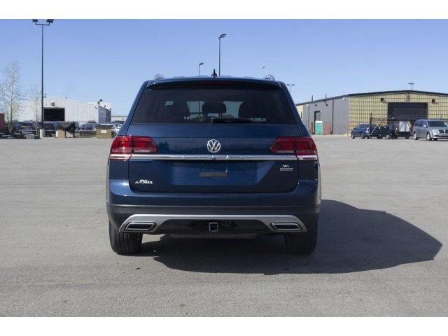 2018 Volkswagen Atlas 3.6 FSI Comfortline (Stk: V867) in Prince Albert - Image 6 of 11