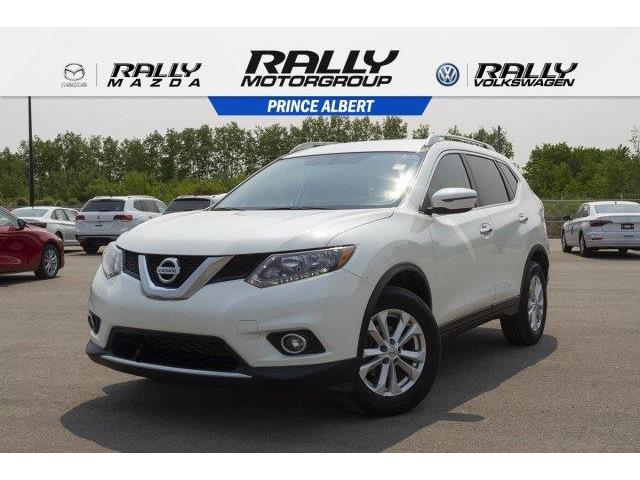 2016 Nissan Rogue  (Stk: V871) in Prince Albert - Image 1 of 11