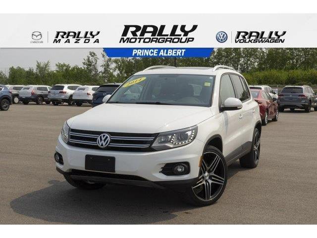 2014 Volkswagen Tiguan  (Stk: V874) in Prince Albert - Image 1 of 11