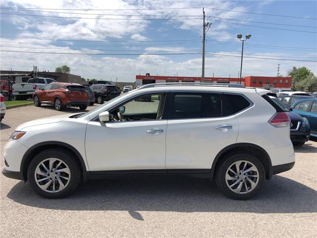 2015 Nissan Rogue SL (Stk: V0471A) in Cambridge - Image 3 of 28
