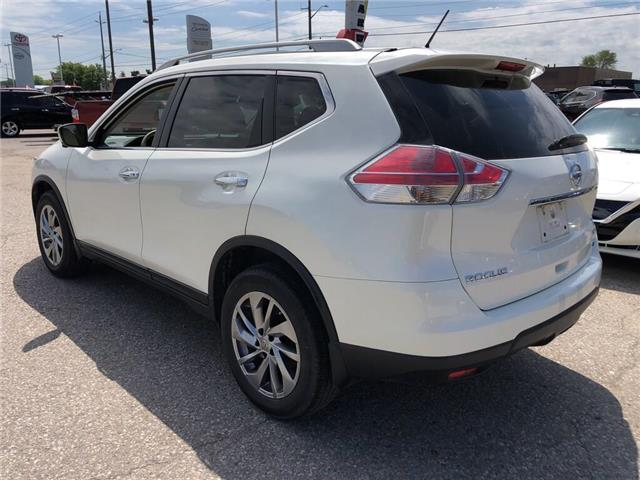 2015 Nissan Rogue SL (Stk: V0471A) in Cambridge - Image 4 of 28