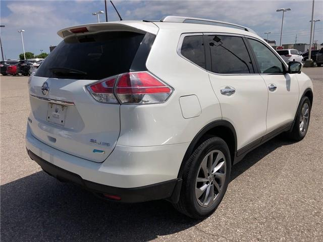 2015 Nissan Rogue SL (Stk: V0471A) in Cambridge - Image 6 of 28