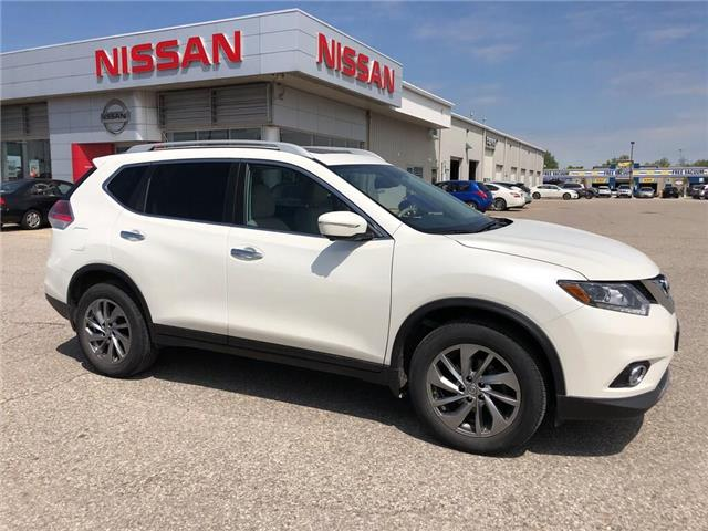 2015 Nissan Rogue SL (Stk: V0471A) in Cambridge - Image 7 of 28
