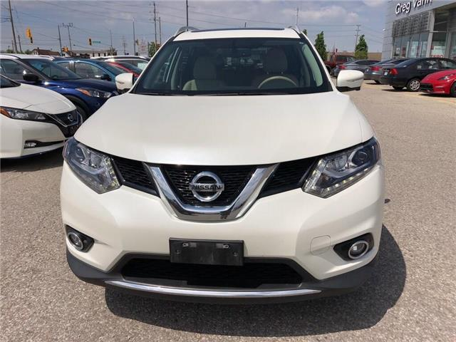 2015 Nissan Rogue SL (Stk: V0471A) in Cambridge - Image 9 of 28