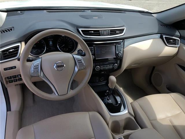 2015 Nissan Rogue SL (Stk: V0471A) in Cambridge - Image 14 of 28