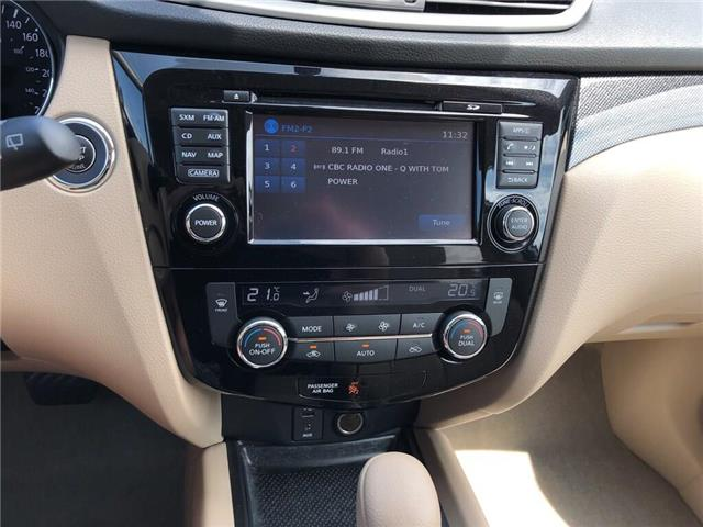 2015 Nissan Rogue SL (Stk: V0471A) in Cambridge - Image 20 of 28