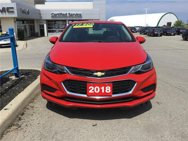 2018 Chevrolet Cruze LT Auto (Stk: 186913R) in Grimsby - Image 2 of 14