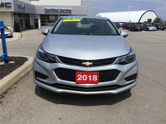 2018 Chevrolet Cruze LT Auto (Stk: 187042R) in Grimsby - Image 2 of 14