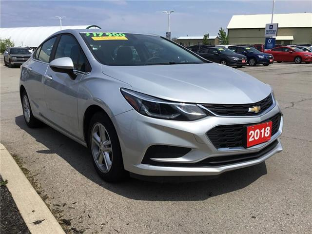 2018 Chevrolet Cruze LT Auto (Stk: 187042R) in Grimsby - Image 3 of 14