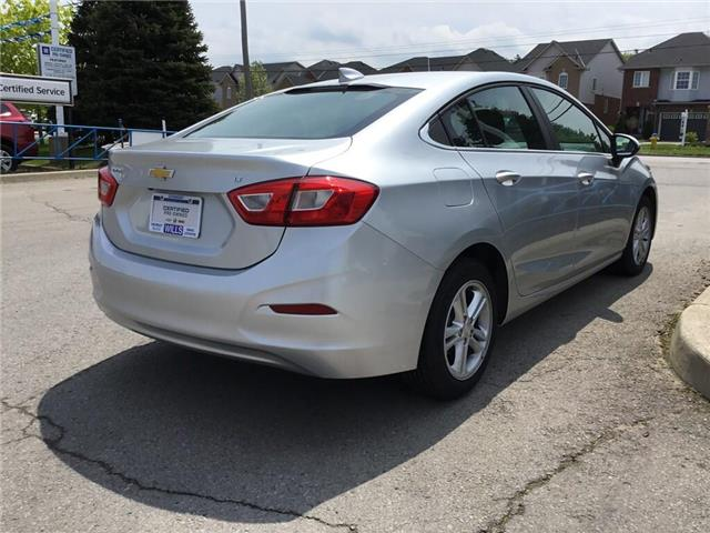 2018 Chevrolet Cruze LT Auto (Stk: 187042R) in Grimsby - Image 4 of 14